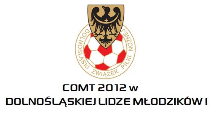 Drużyna COMT 2012 wLidze Młodzików