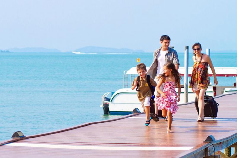 Ile za rodzinne wczasy za granicą?