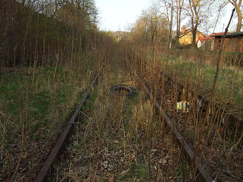 Dawnej kolei czar...