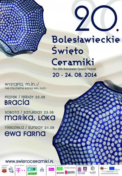 Bolesławieckie Święto Ceramiki 2014