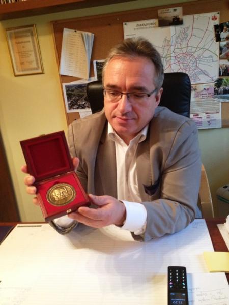 Medal odpszczelarzy