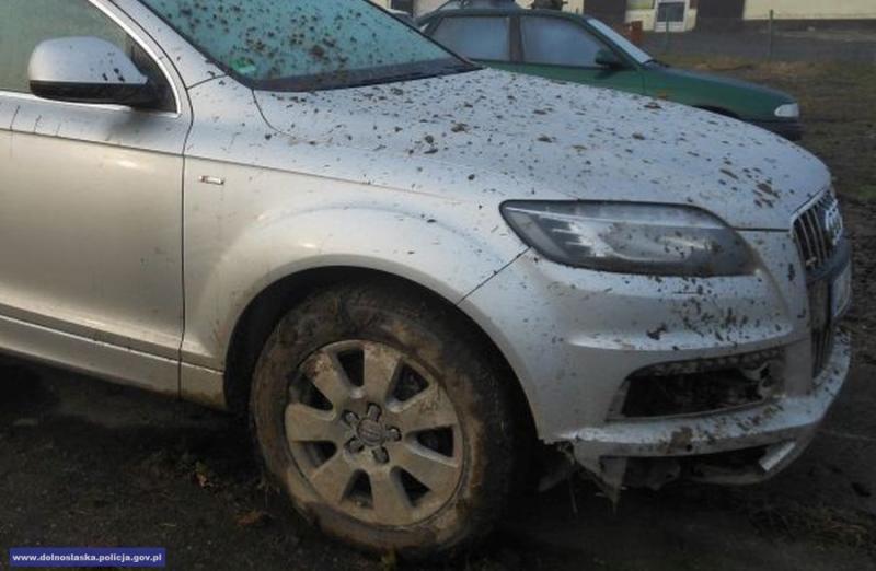 Odzyskali auto za 30 tys. euro