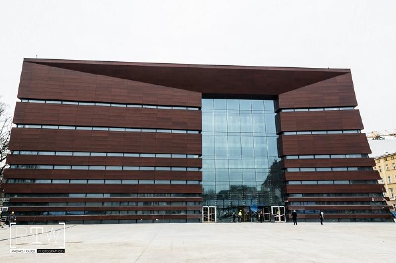 Narodowe Forum Muzyki – otwarcie 4 września