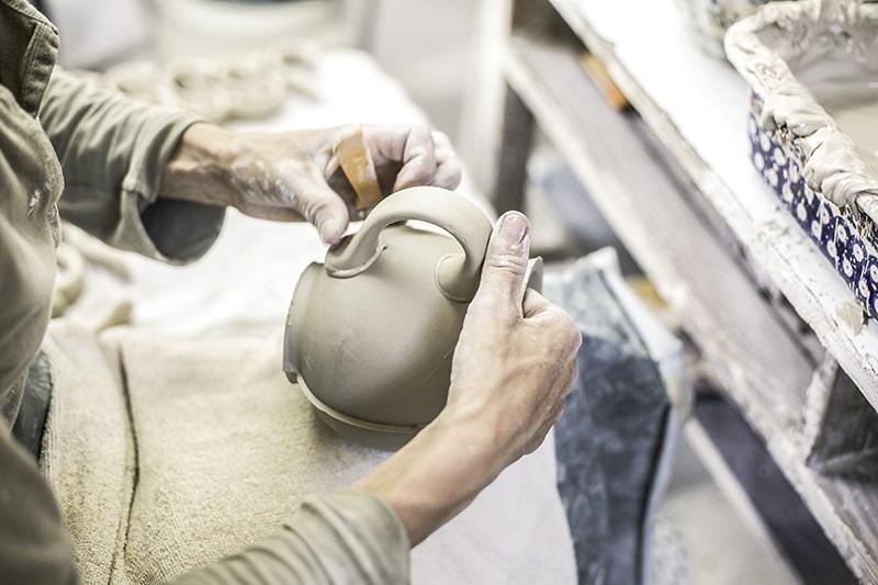Koreańczycy pokochali tradycyjną ceramikę