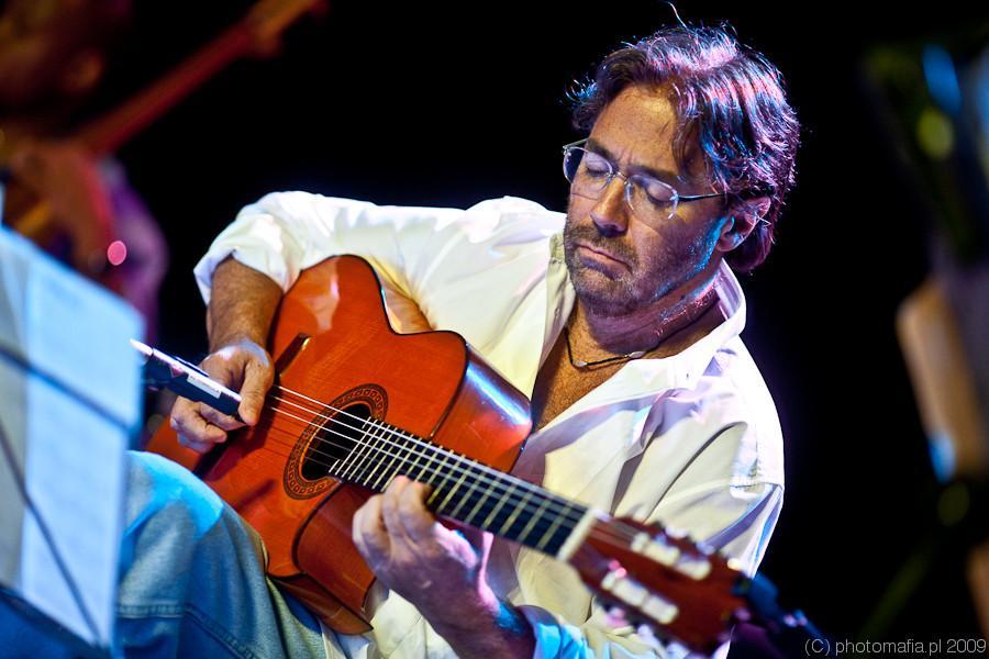 Al Di Meola – legenda gitary zagra 1 maja weWrocławiu