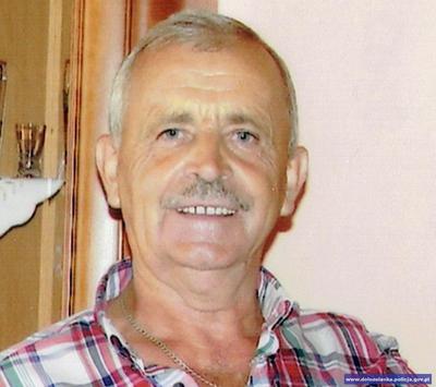 Poszukiwany zaginiony Ryszard Nowak
