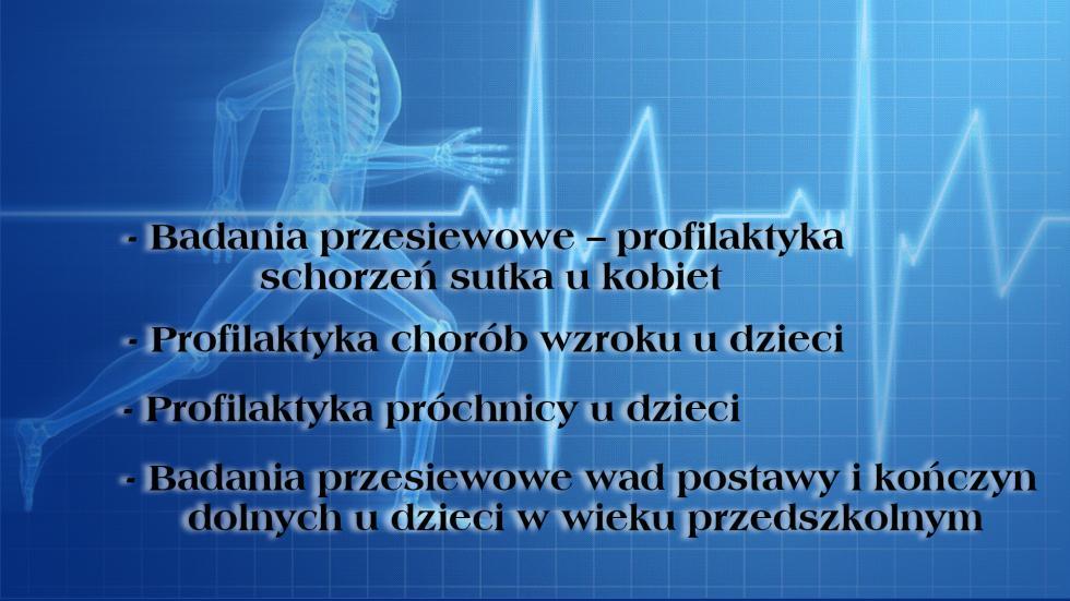 Profilaktyka zdrowotna wBolesławcu