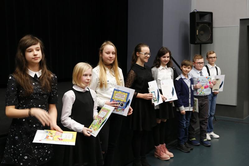 Konkurs recytatorski dla uczniów klas 4-6
