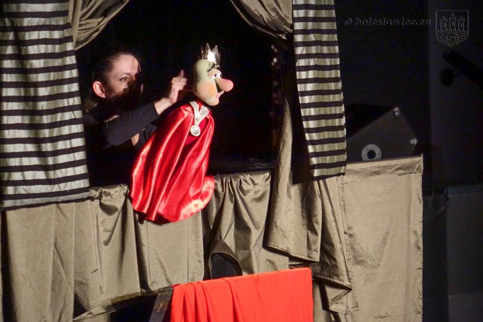 Edukacja teatralna przedszkolaków. Co to za bajka?