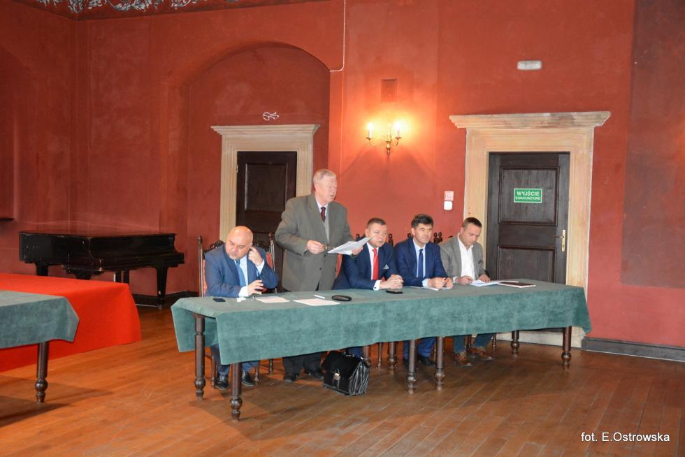 Konwent Powiatów Województwa Dolnośląskiego wKliczkowie