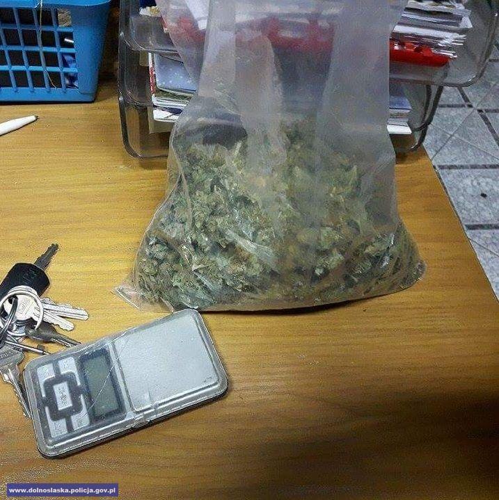 Narkotyki wmieszkaniu