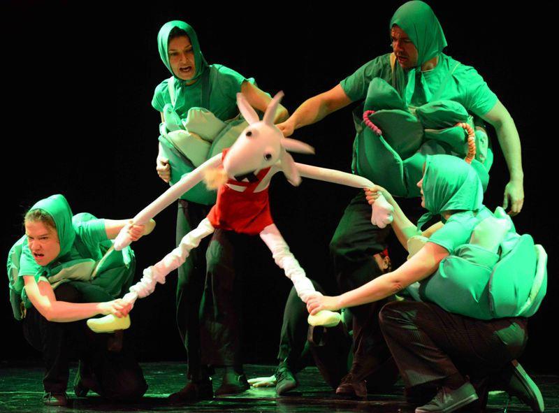 Spektakl na Dzień Dziecka