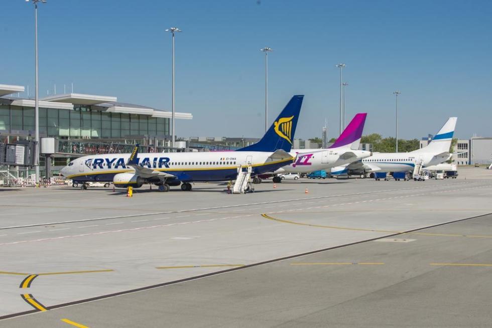 Wrocławskie lotnisko zeuropejskim certyfikatem