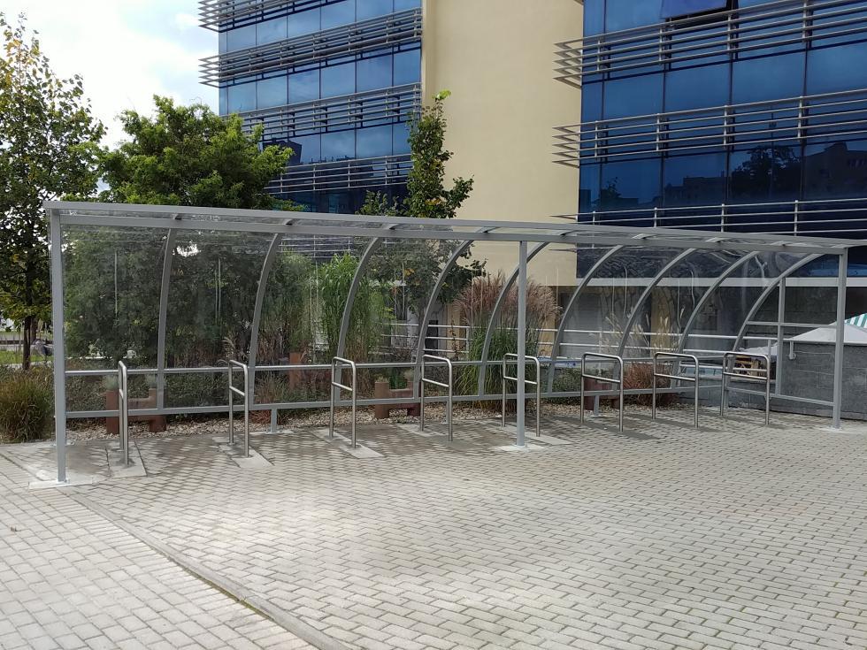 Nowe miejsce postojowe dla rowerów