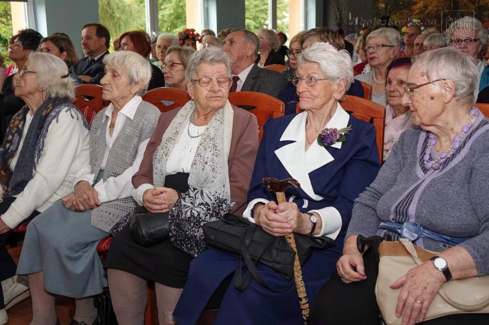 Spotkania środowisk  senioralnych zokazji Międzynarodowego Dnia Osób Starszych