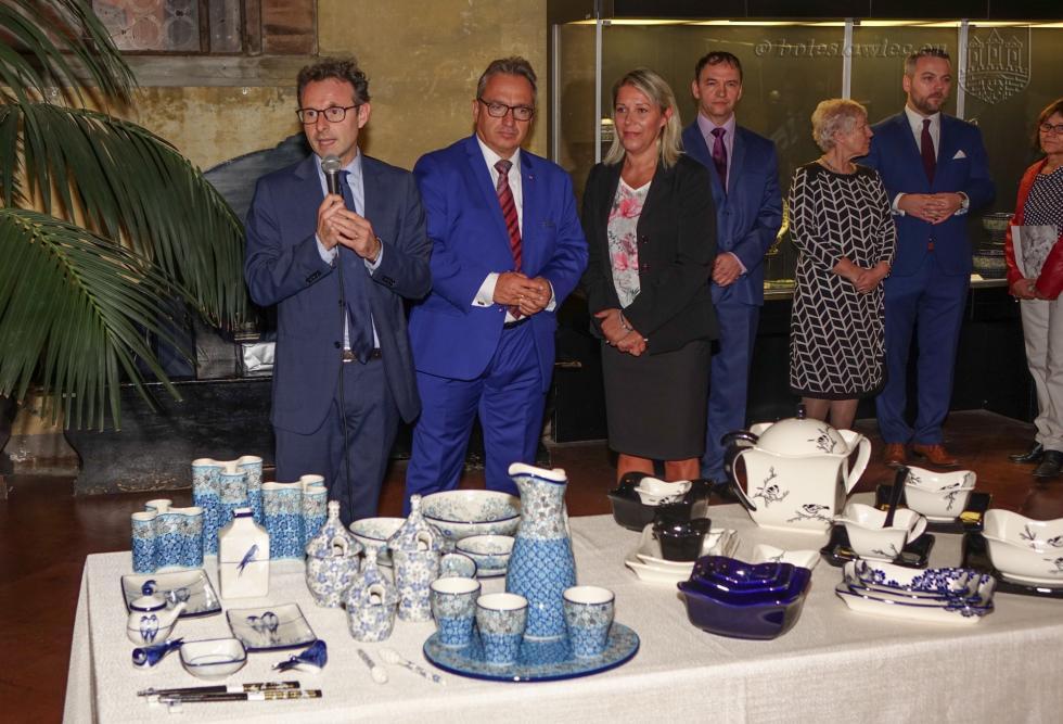 Ceramika bolesławiecka wsłynnej Faenzie - kolebce sztuki ceramicznej wEuropie