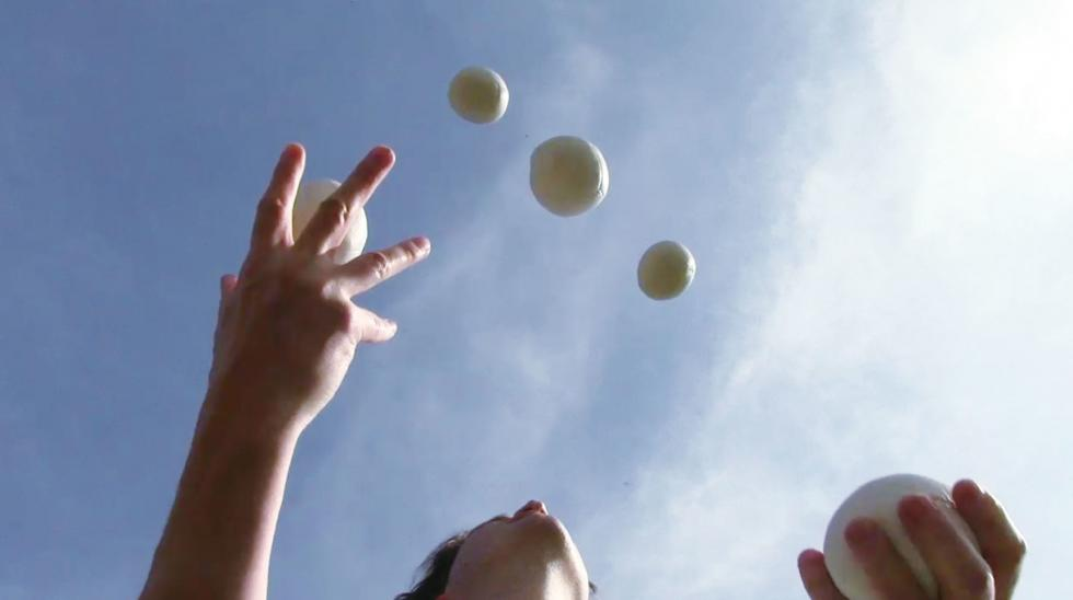 Warsztaty żonglerki