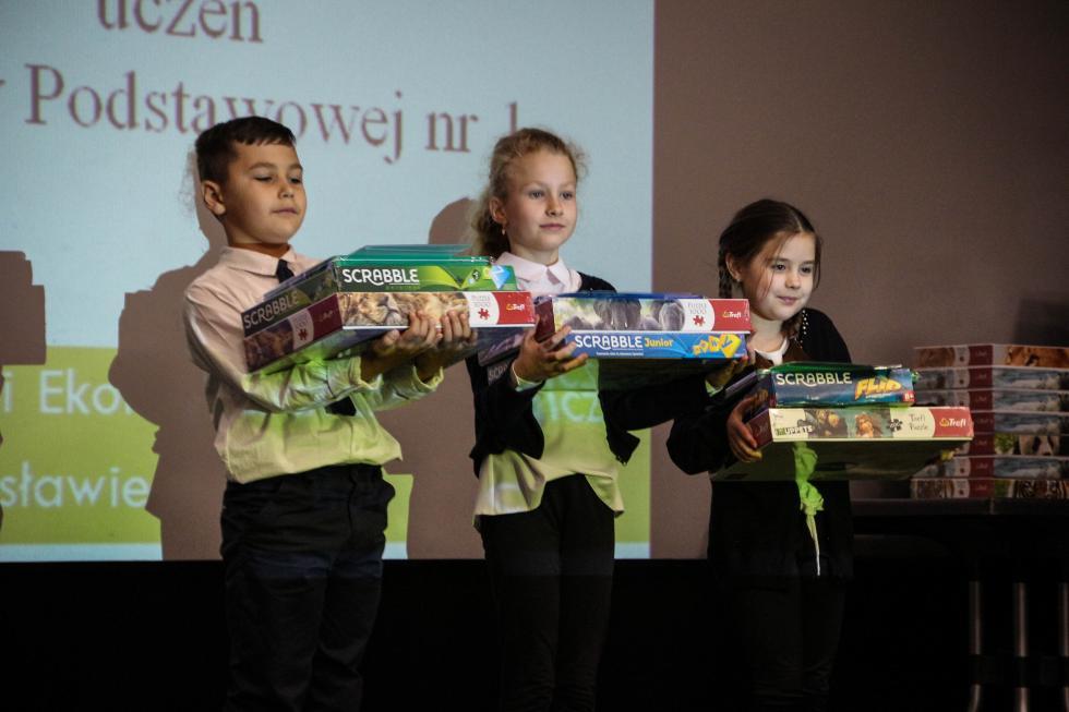 Bolesławianie dbają ośrodowisko przyrodnicze – podsumowanie konkursów ekologicznych