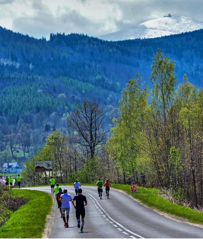 VI Półmaraton Jeleniogórski. Nowa data, ale góry wciąż te same