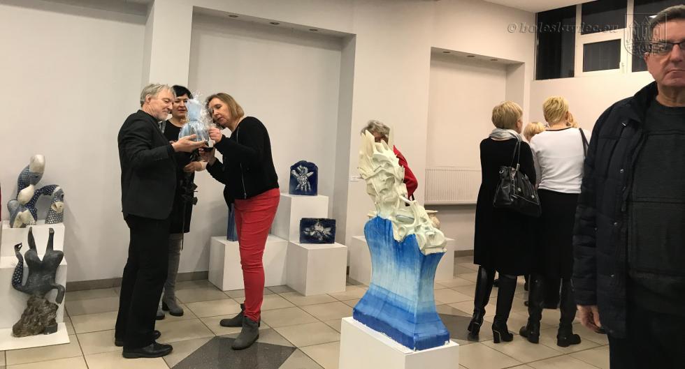 Ceramiczne dzieła udostępnione legnickiej publiczności