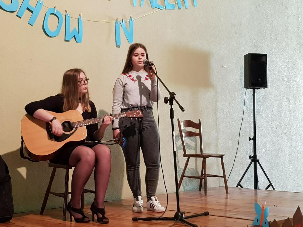 Wiosenny Talent Show w2 LO