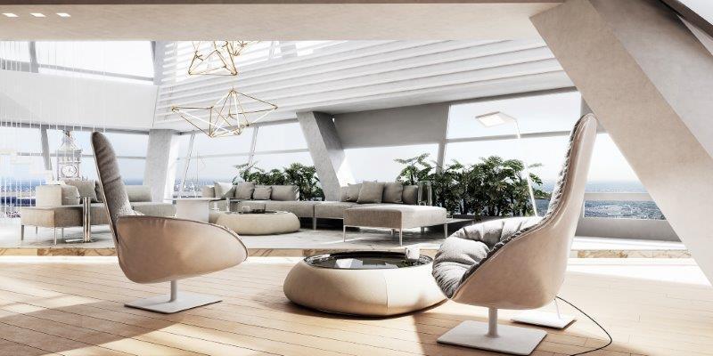 Inwestycja wpenthouse – po czym poznać prawdziwy luksus