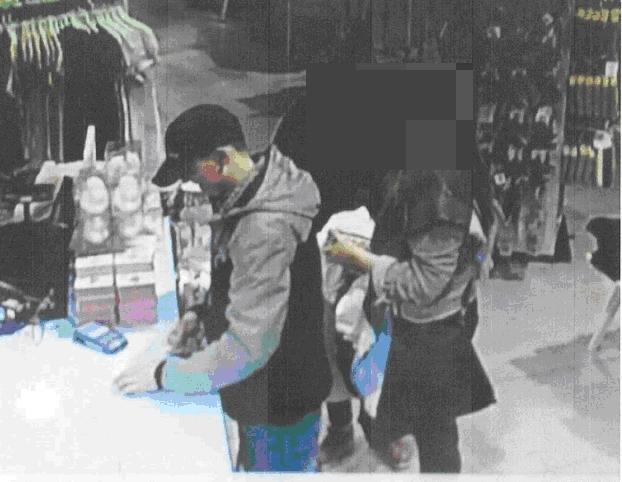 Oszukał pracownika podczas wymiany pieniędzy – kto jest na zdjęciu?