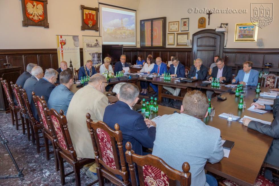 Odbyła się sesja Rady Miasta Bolesławiec