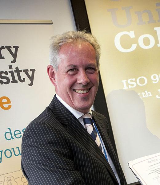 Brytyjski Uniwersytet Coventry otworzy filię wPolsce