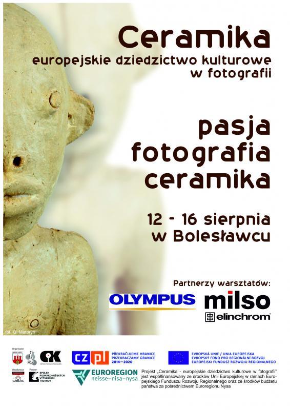 Ceramika – europejskie dziedzictwo kulturowe wfotografii