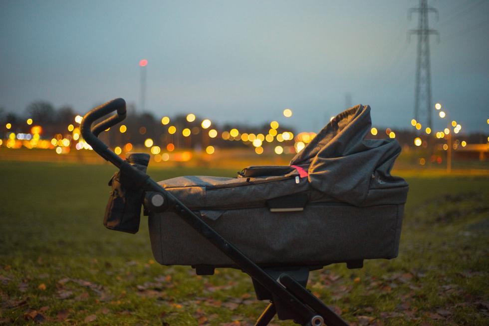 Wybór izakup spacerówki dla dziecka