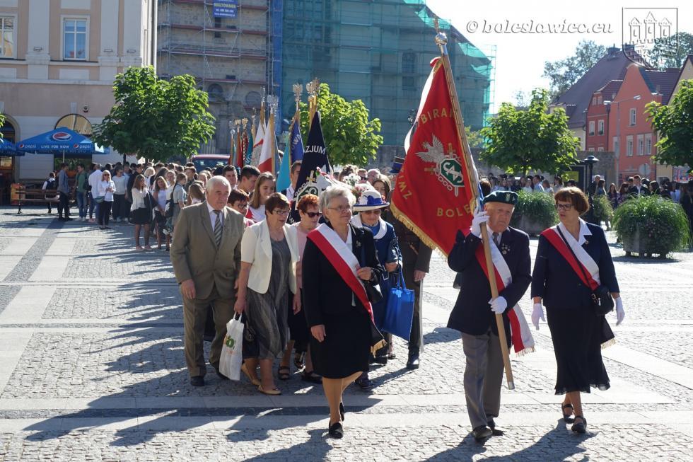 Marsz Żywej Pamięci Polskiego Sybiru wBolesławcu
