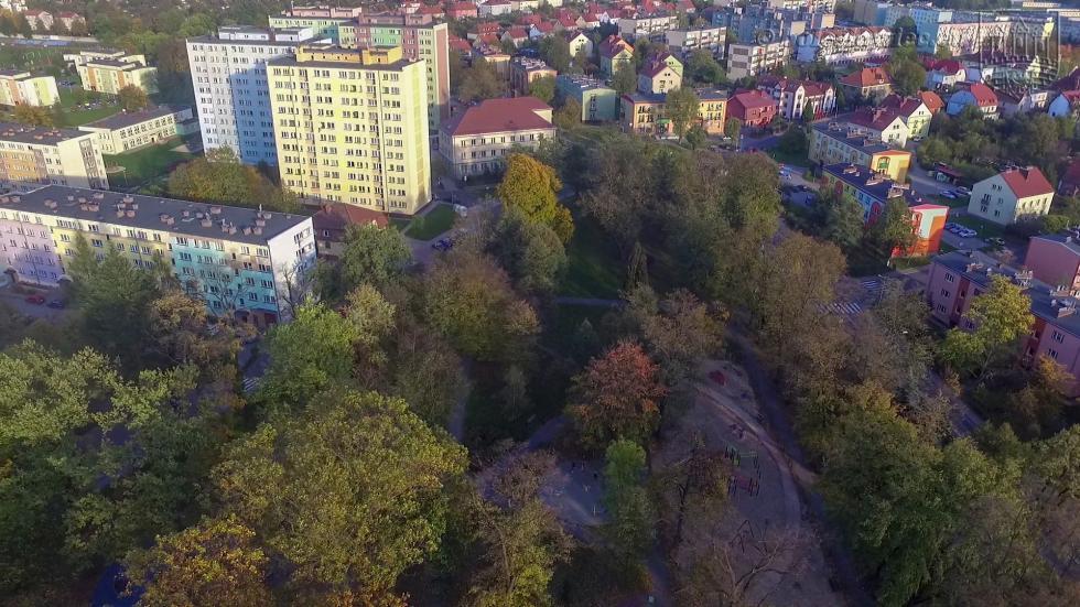 Park im. Harcmistrza Huberta Bonina wBolesławcu