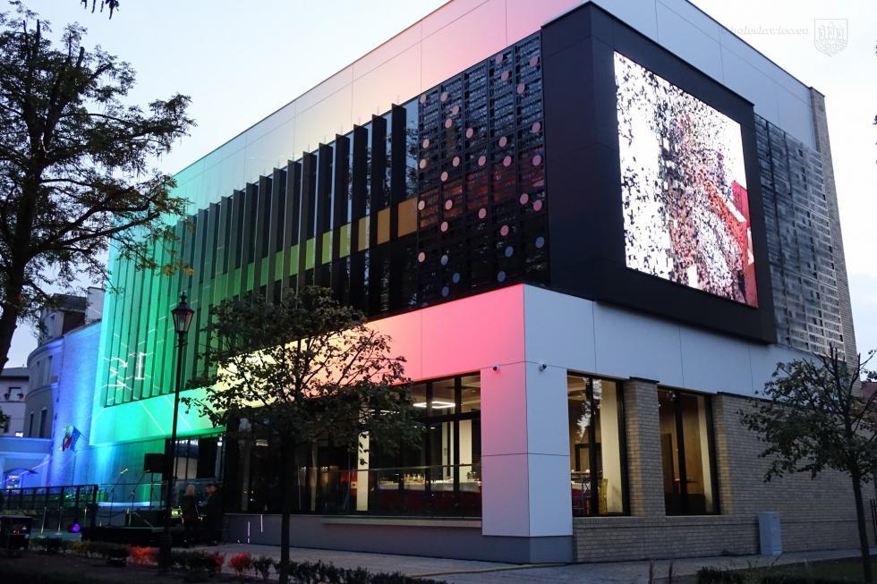 Centrum Wiedzy - wyjątkowa biblioteka wBolesławcu