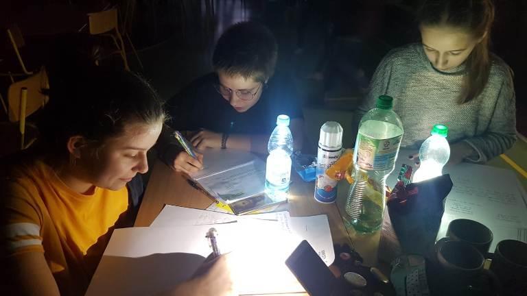 Maraton pisania listów wSzkole Podstawowej nr 5