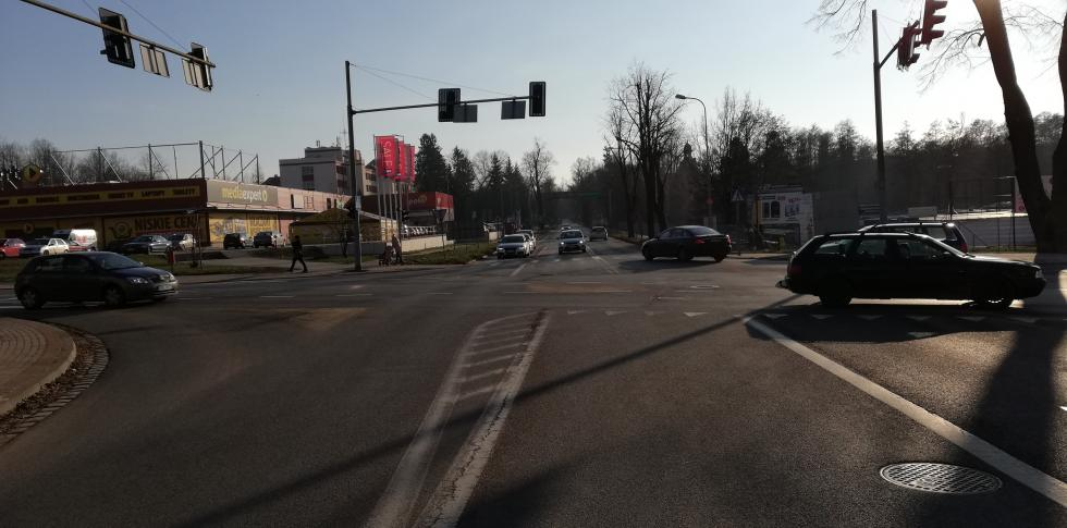 Siedem kilometrów dróg odWojewództwa dla Powiatu