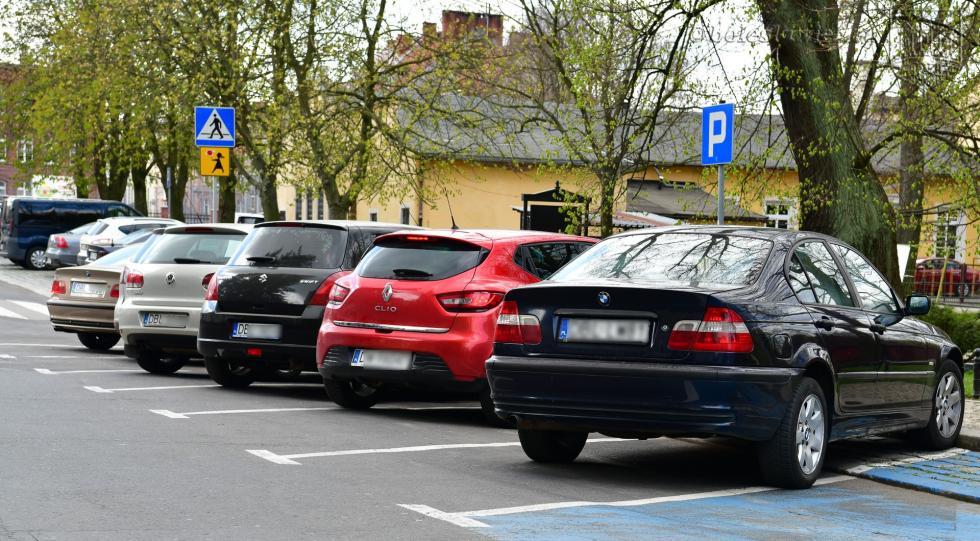Pomiary parametrów parkingowych wBolesławcu