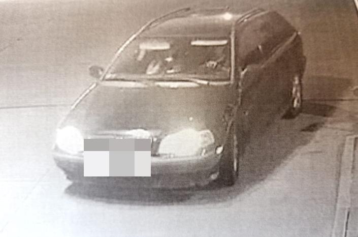 Ukradł tablice rejestracyjne, żeby dokonać kradzieży paliwa