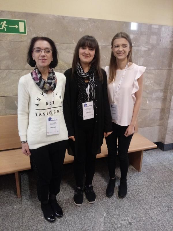Emilia Urban znakomita na Olimpiadzie Przedsiębiorczości