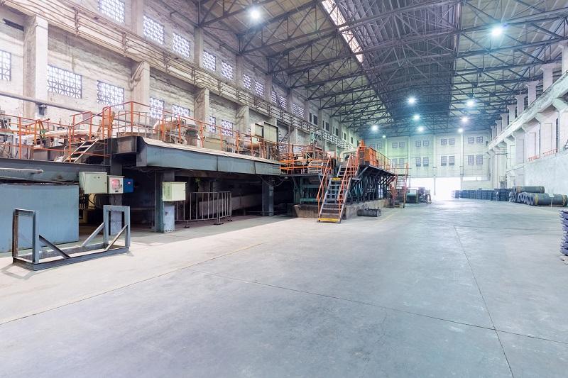 Poprawa komfortu pracy na produkcji - zmiana oświetlenie na LEDowe