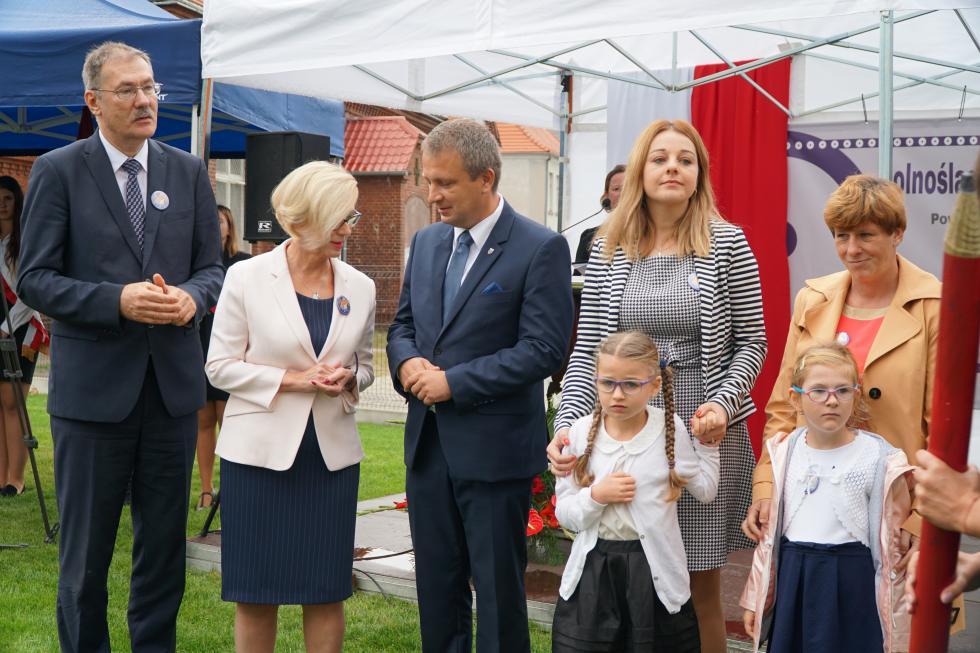 Otwieramy szkołę, czyli Dolnośląska Inauguracja Roku Szkolnego
