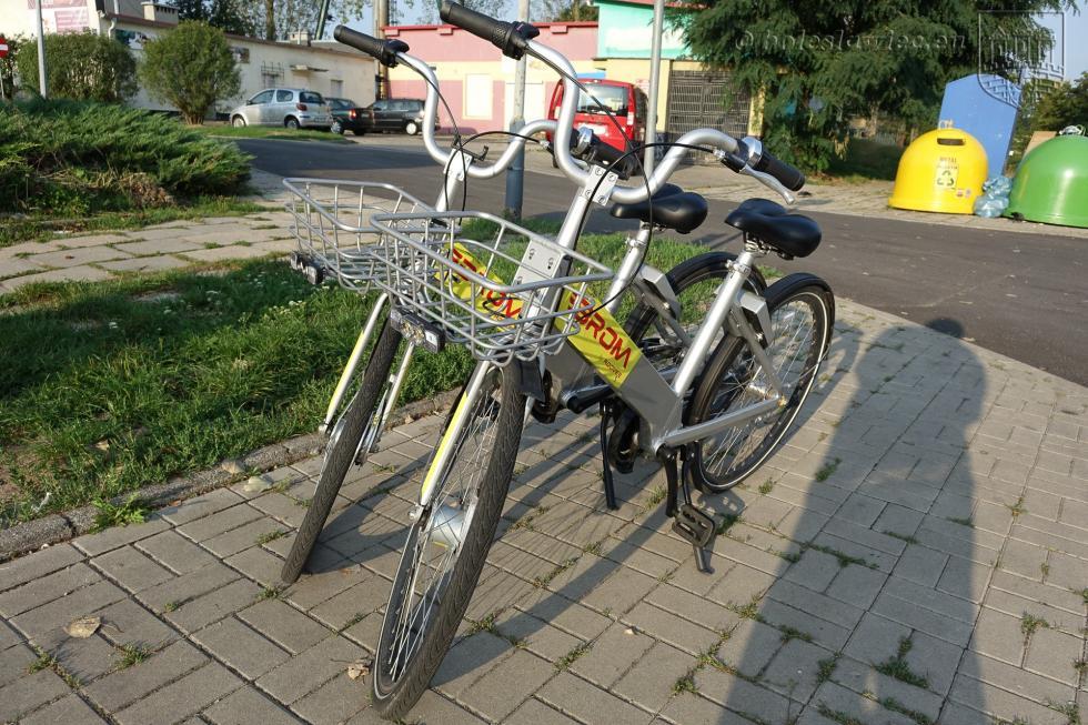 Ponad 13 tys. km przejechane rowerem miejskim