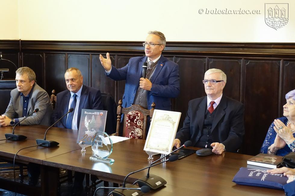 """Promocja """"Rocznika Bolesławieckiego 2018"""""""
