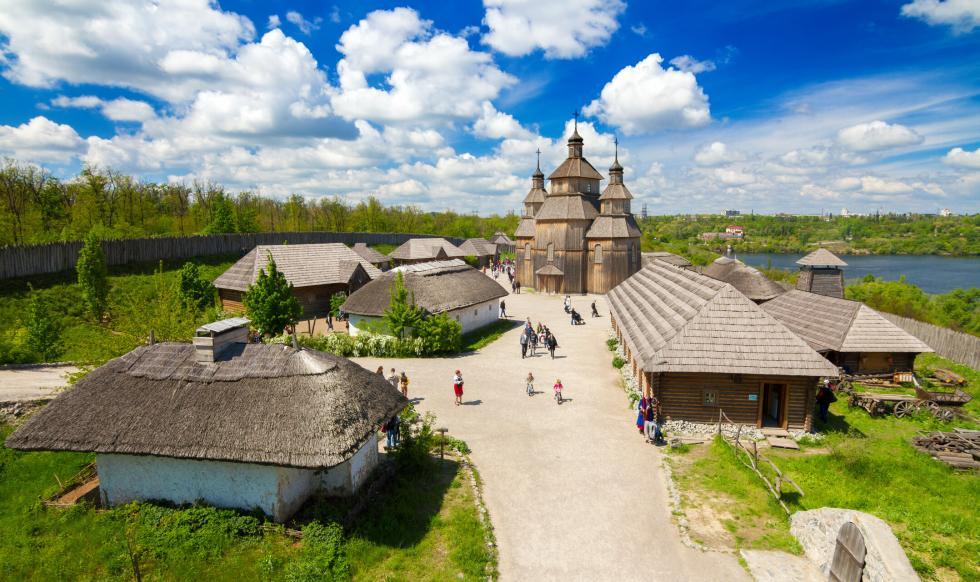 Nowy kierunek lotniczy zWrocławia na Ukrainę