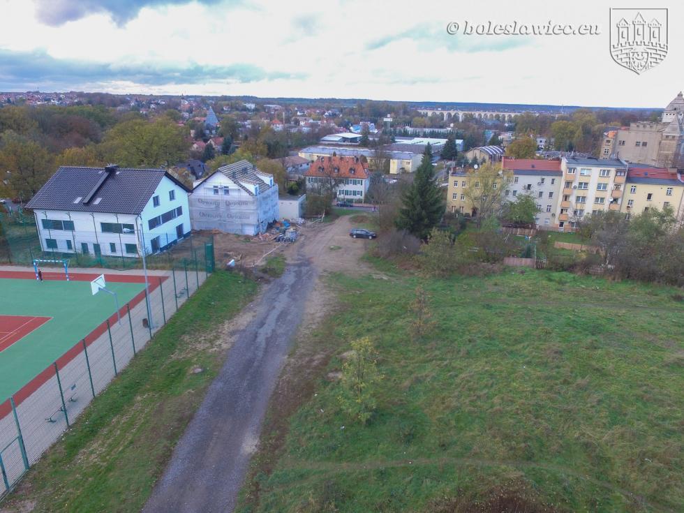 Powstanie droga przy ul. Żołnierzy Wyklętych