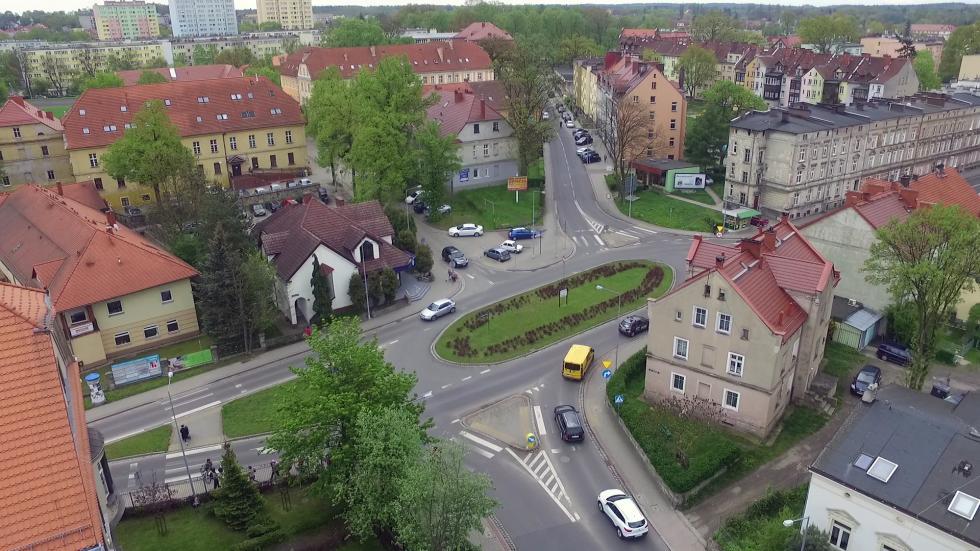 Przebudowa ulicy Bankowej