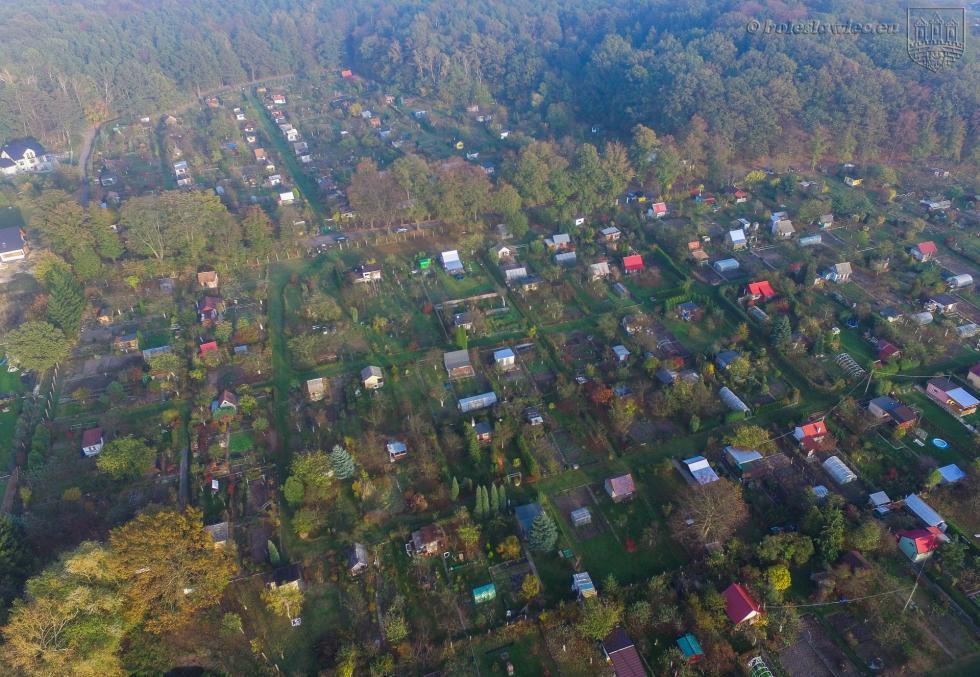 Dotacje na modernizacje wrodzinnych ogrodach działkowych