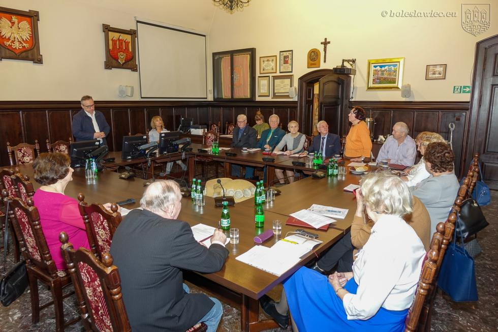 Odbyły się wybory wBolesławieckiej Radzie Seniorów
