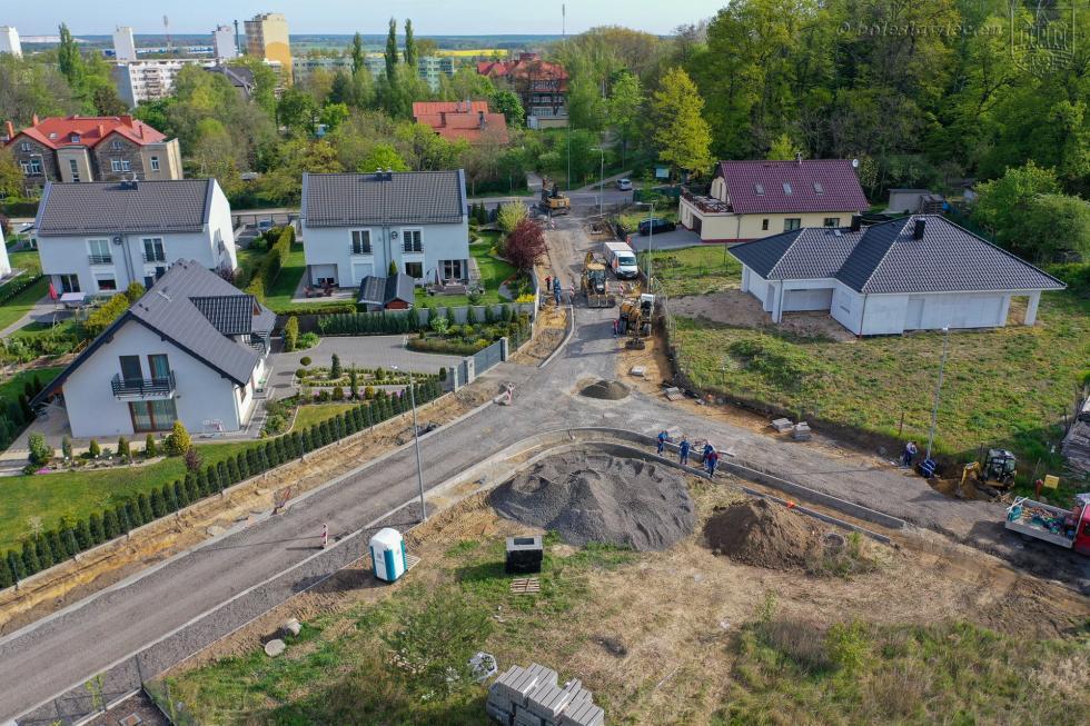 Inwestycje wBolesławcu