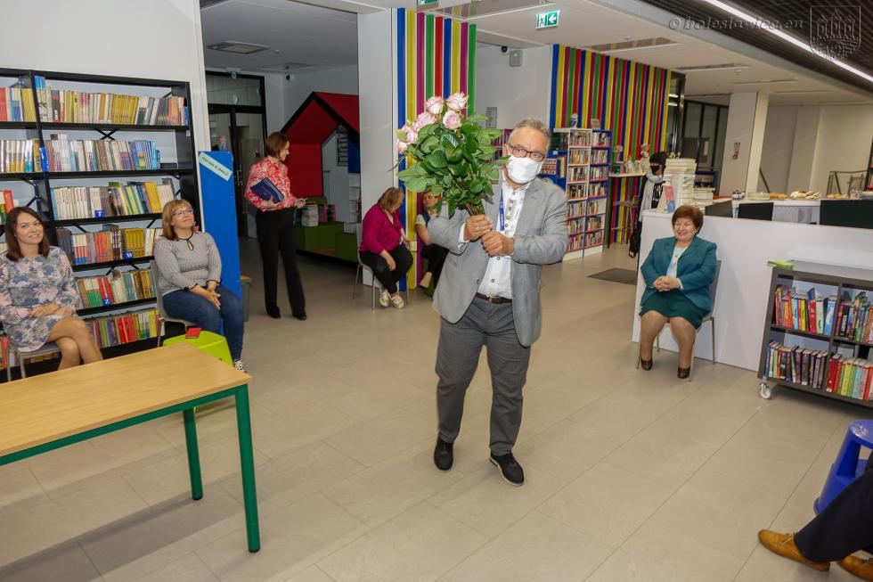 Wtym roku Tydzień Bibliotek wwirtualnej przestrzeni